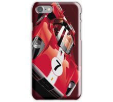 Ferrari 512 S iPhone Case/Skin