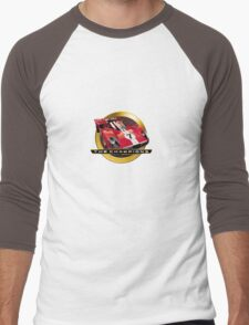 Ferrari 512 S Men's Baseball ¾ T-Shirt