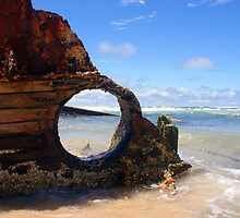 Picturesque Porthole by James Hall