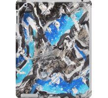 Abstract Mixed Media Art  iPad Case/Skin