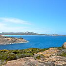 Outlook on Cape Le Grand National Park by Karina  Cooper