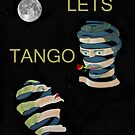 LETS TANGO two heads by Eric Kempson