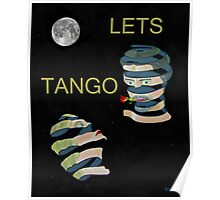 LETS TANGO two heads Poster