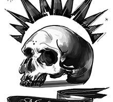 misfit skull by dewatagedhe