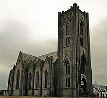 Landakotskirkja by Ólafur Már Sigurðsson