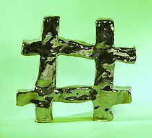 H IS FOR HASHTAG by richardspit