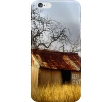 Keep Out - Sofala Road iPhone Case/Skin
