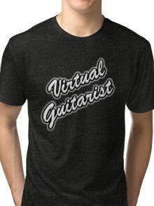 Virtual Guitarist Tri-blend T-Shirt