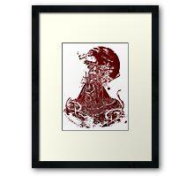 Ophedusa v6 Framed Print