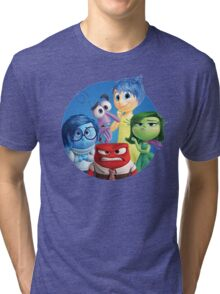 inside out Tri-blend T-Shirt