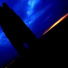Silhouette of the Tor by Mjay