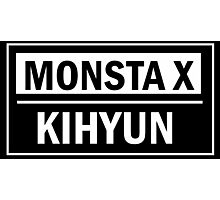 MONSTA X KIHYUN Photographic Print