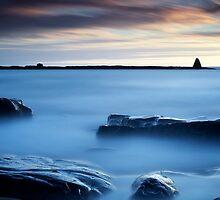 Craster at Sunrise by Alex Nichol