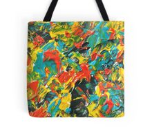 Vivid Fall Colors  Tote Bag