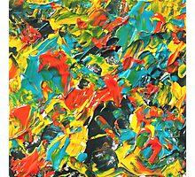 Vivid Fall Colors  Photographic Print