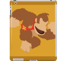 Donkey Kong - Super Smash Bros. iPad Case/Skin