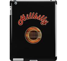 Hillbilly iPad Case/Skin