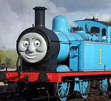 Thomas at Swanwick by Paul  Green