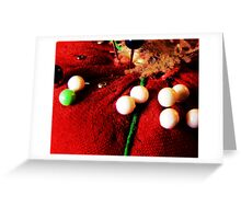 I'm On Pins And Needles......... Greeting Card