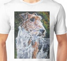 Wire Fox Terrier Unisex T-Shirt