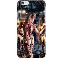 Cyberpunk Painting 066 iPhone Case/Skin