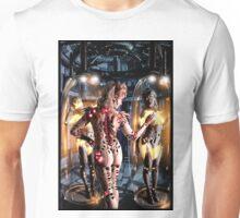 Cyberpunk Painting 066 Unisex T-Shirt