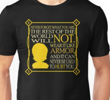 Tyrion's Quote Unisex T-Shirt