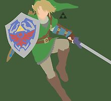 Link - Super Smash Bros. by samaran