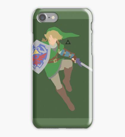 Link - Super Smash Bros. iPhone Case/Skin