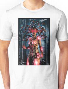 Cyberpunk Painting 067 Unisex T-Shirt