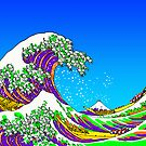 The Great Acid Wave Off Katagawa by Tigerpig