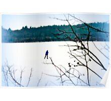 Skating Alone Poster
