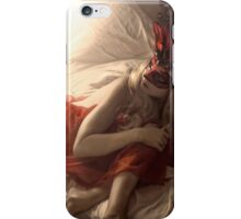 Unexpected Visit iPhone Case/Skin