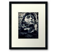 Eternal Contemplation Framed Print