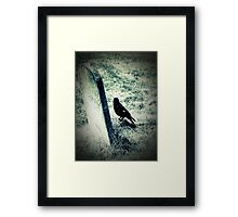Written to be Read Framed Print