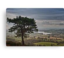 Tittesworth Reservoir Canvas Print