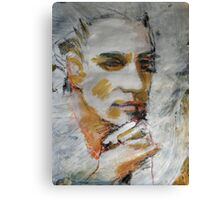 I Thought  Canvas Print