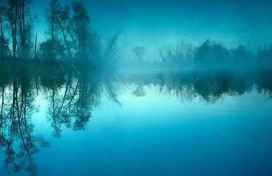 McNally Lake #3 by Bill Spengler