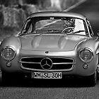 Mercedes-Benz 300 SL 1955 by Uwe Rothuysen