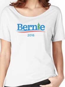 Bernie Oregon Women's Relaxed Fit T-Shirt