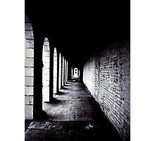 The Long Walk Photographic Print
