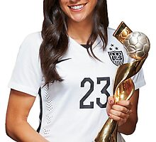 Christen Press - World Cup by smwgracer