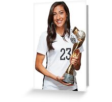 Christen Press - World Cup Greeting Card