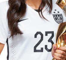 Christen Press - World Cup Sticker