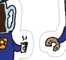 Cups Sticker