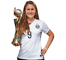 Heather O'Reilly - World Cup Photographic Print