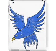 Blue Falcon iPad Case/Skin