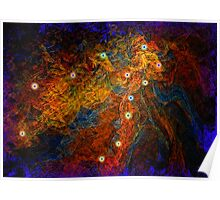3D Abstract2 Poster