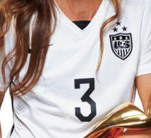 Christie Rampone - World Cup Sticker