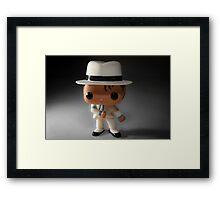 Smooth Criminal Framed Print